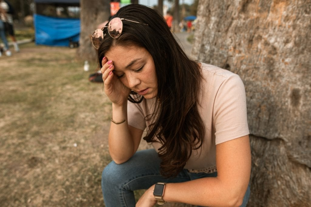 Signs of mental illness can include personality and emotional changes